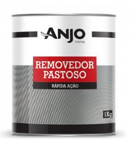REMOVEDOR DE TINTA PASTOSO ANJO 1 KG 3,6 KG