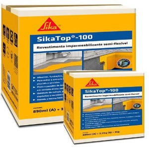 SIKA TOP 100 IMPERMEABILIZANTE SIKA