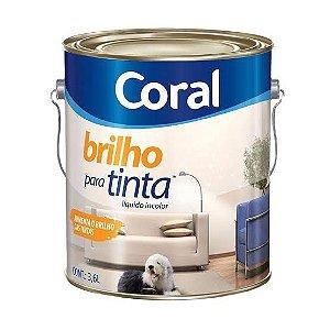 BRILHO PARA TINTA CORAL