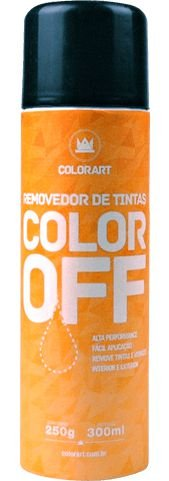 SPRAY REMOVEDOR DE TINTA COLORART