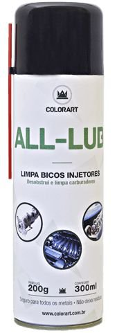SPRAY LIMPA BICO INJETOR COLORART