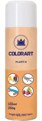 SPRAY PARA PLASTICO COLORART