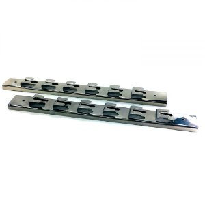 Suporte lateral para churrasqueira - Inox 430