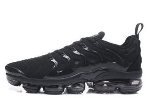 TÊNIS NIKE AIR VAPORMAX PLUS - PRETO