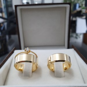 Kit Especial - 3 Camadas de Ouro 18k