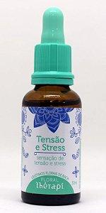 FLORAL TENSÃO E STRESS THÉRAPI 30ml
