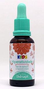 FLORAL KIDS FASE DA AGITAÇÃO E HIPERATIVIDADE THÉRAPI 30ml