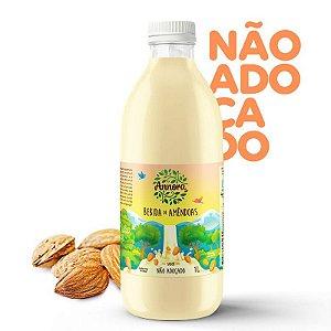 BEBIDA DE AMÊNDOA SEM AÇÚCAR ANNORA 1L