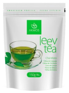 LEEV TEA CHÁ MISTO AKMOS 150g