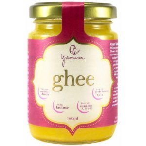 MANTEIGA GHEE YAMUNA 160ML