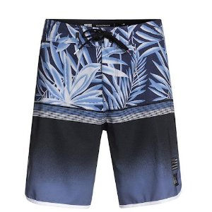 Bermuda Boardshort Quiksilver Highline Divide Scallop