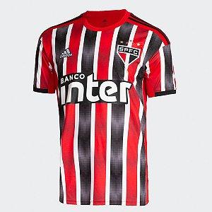 3d937e9116160 Camisa Flamengo 19/20 s/nº Pré-Jogo Adidas Masculina - Vermelho - JG ...