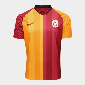 caaee0527d6b2 Camisa Galatasaray Home 19/20 s/nº Torcedor Nike Masculina - Vermelho