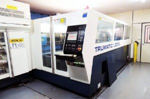 Máquina de corte a laser usada 5000 Watts TRUMPF