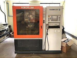 Eletroerosão a fio Usada AGIE CARMILLES Robofil 380