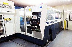 Máquina de corte a laser 5000 Watts TRUMPF