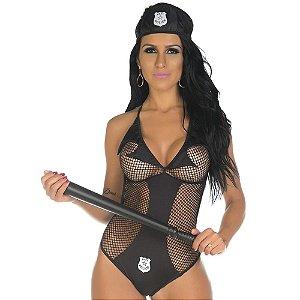 FANTASIA COMPLETA POLICIAL SEXY PIMENTA SEXY