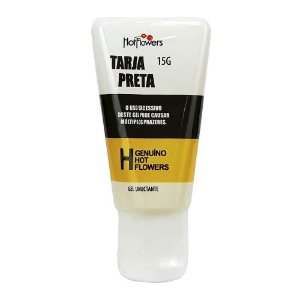 GEL EXCITANTE PICANTE TARJA PRETA 15G HOT FLOWERS