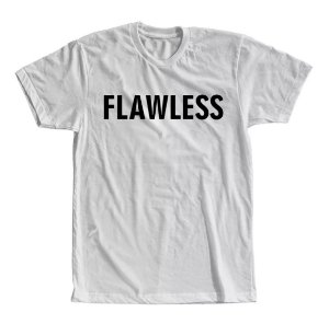 Camiseta Flawless - Sem Falhas