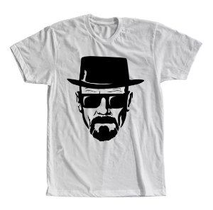 Camiseta Walter White Breaking Bad