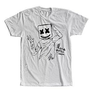 Camiseta Dj Marshmello OK