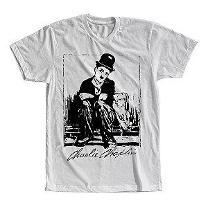 Camiseta Charlie Chaplin