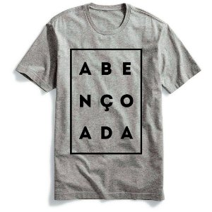 Camiseta Abençoada
