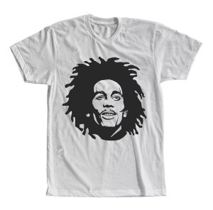 Camiseta Bob Marley No Woman, No Cry