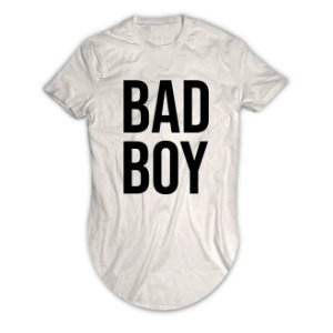 Camiseta Longline Bad Boy