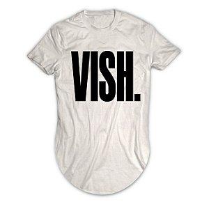 Camiseta Longline Vish.