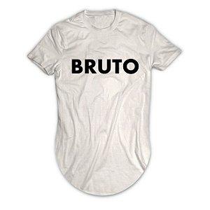 Camiseta Longline Bruto