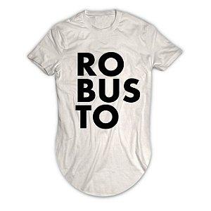 Camiseta Longline Robusto