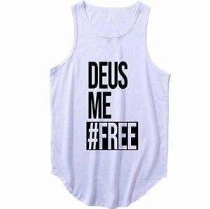 Regata Longline Deus Me Free