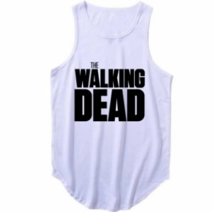 Regata Longline The Walking Dead