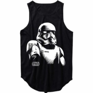 Regata Longline Star Wars Stormtroopers