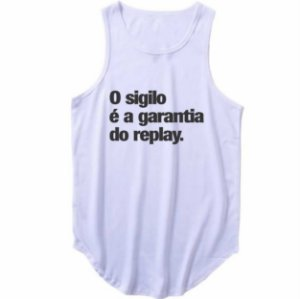 Regata Longline O Sigilo é a Garantia do Replay