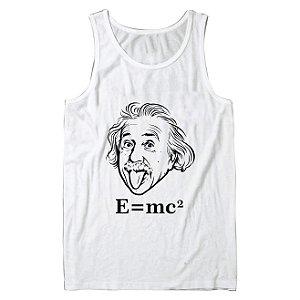 Regata Masculina Albert Einstein E=me2
