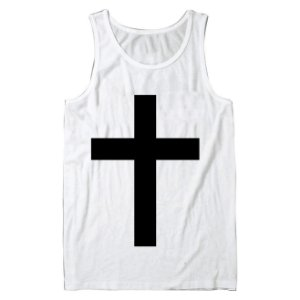 Regata Masculina Cruz Cristã