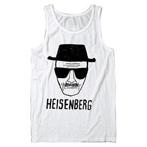 Regata Masculina Heisenberg Breaking Bad