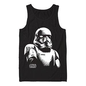 Regata Masculina Star Wars Stormtroopers