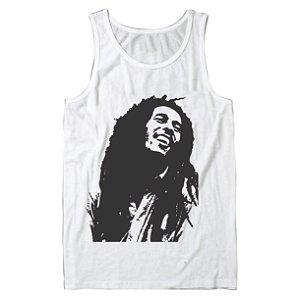Regata Masculina Bob Marley Face