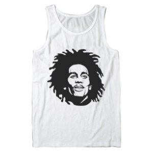 Regata Masculina Bob Marley No Woman, No Cry