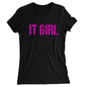 Camiseta Baby Look It Girl