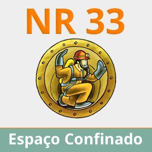Curso NR-33 Reciclagem 8h
