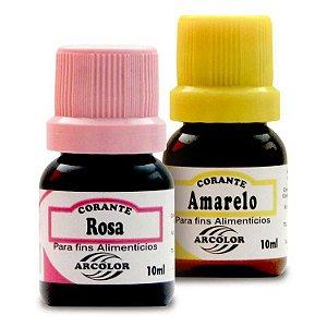 CORANTES LÍQUIDOS ARCOLOR - 10 ml