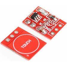 TTP223 modulo touch