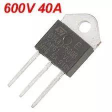 Bta41-600 Tiristor Triac 40a 600v