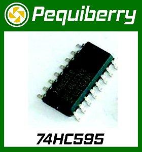 74HC595 SMD