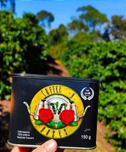 Latinha Edição Guns N' Roses 150g Moído