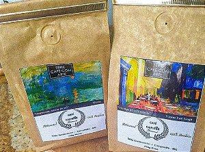 2kg Café Especial granel + 2kg Café Gourmet granel +8 pct Gourmet 250g moído + 5 pct Especial 250g grão